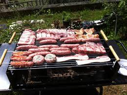 barbecue in Lunigiana: le carni di Martinelli