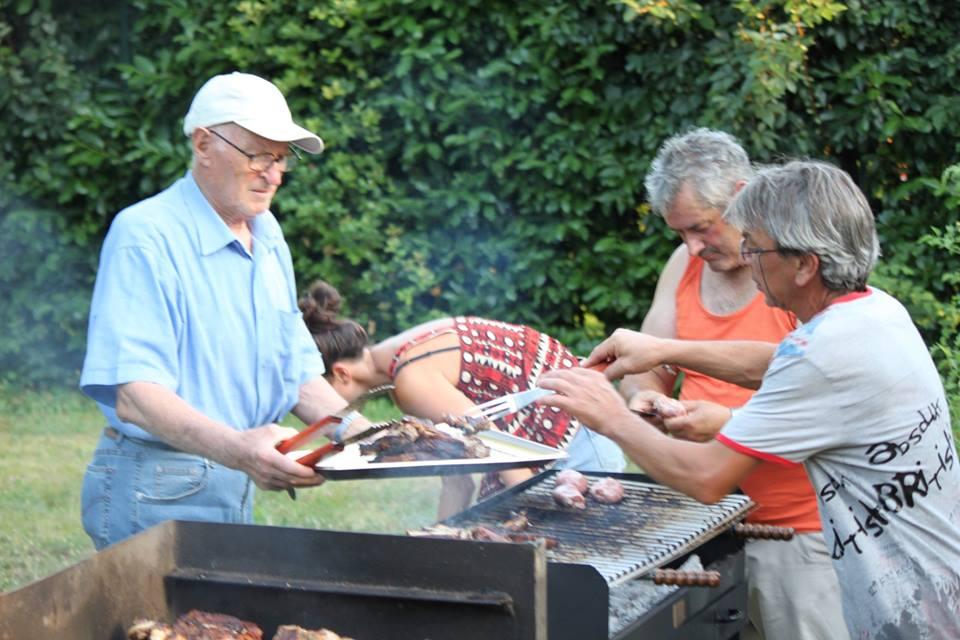 Barbecue in Lunigiana: al B&B Eremo Gioioso
