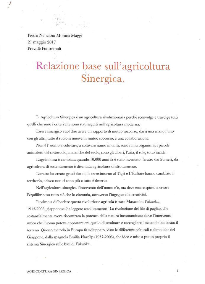 agricoltura sinergica pagina 1