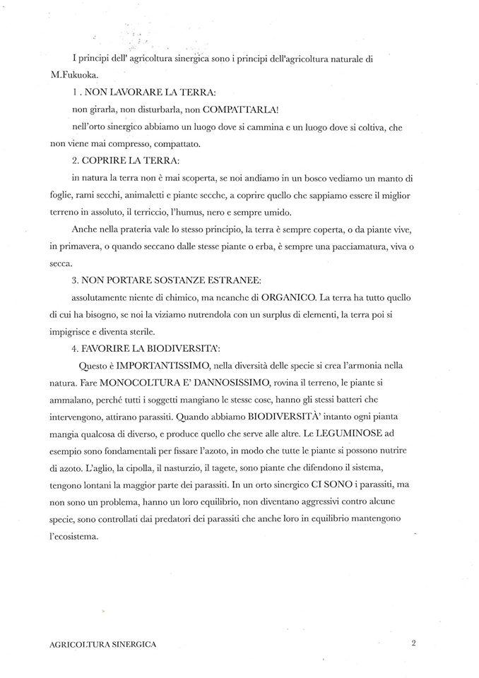 agricoltura sinergica pagina 2
