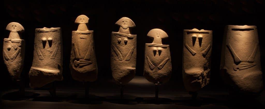 Le Statue stele della Lunigiana: sculture millenarie