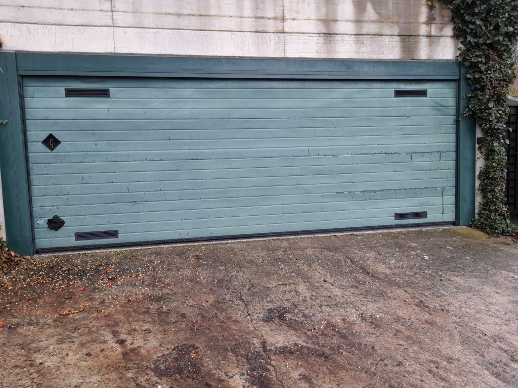 Il garage del B&B