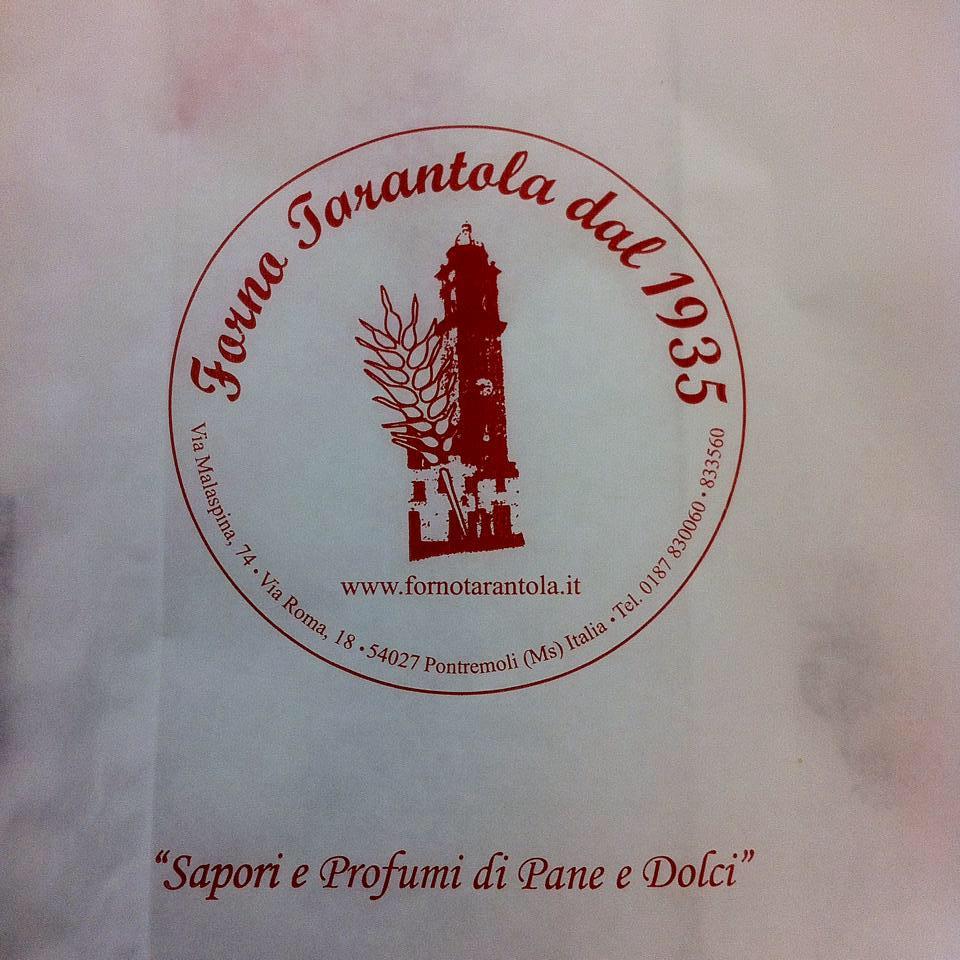 Indirizzo e recapiti del forno pasticceria Tarantola a Pontremoli
